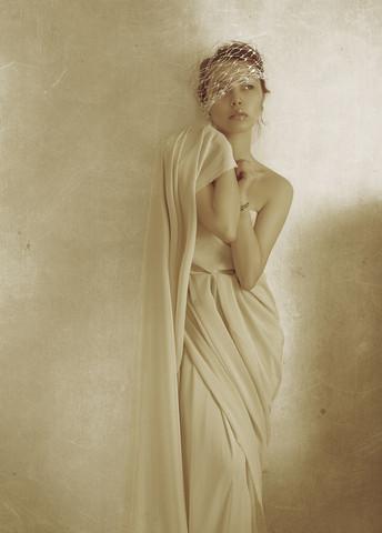 Kimberley Grace - Dressew Dress - Grecian