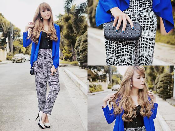 Tricia Gosingtian - Bayo Jacket, Bayo Pants - 082112